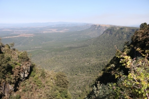 Panorama Route (God's Window / Blyde River Canyon